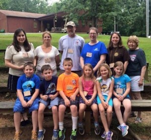 Discovery Camp 2015